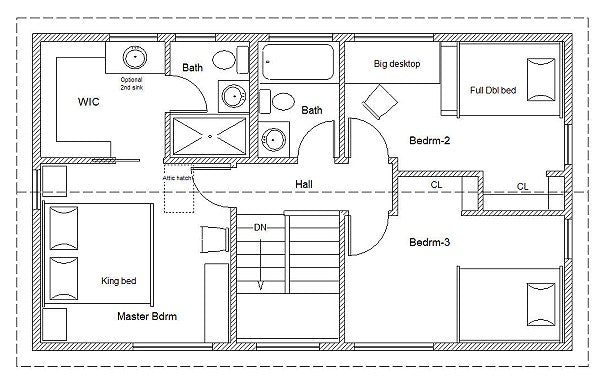 How To Read House Plans And Blueprints