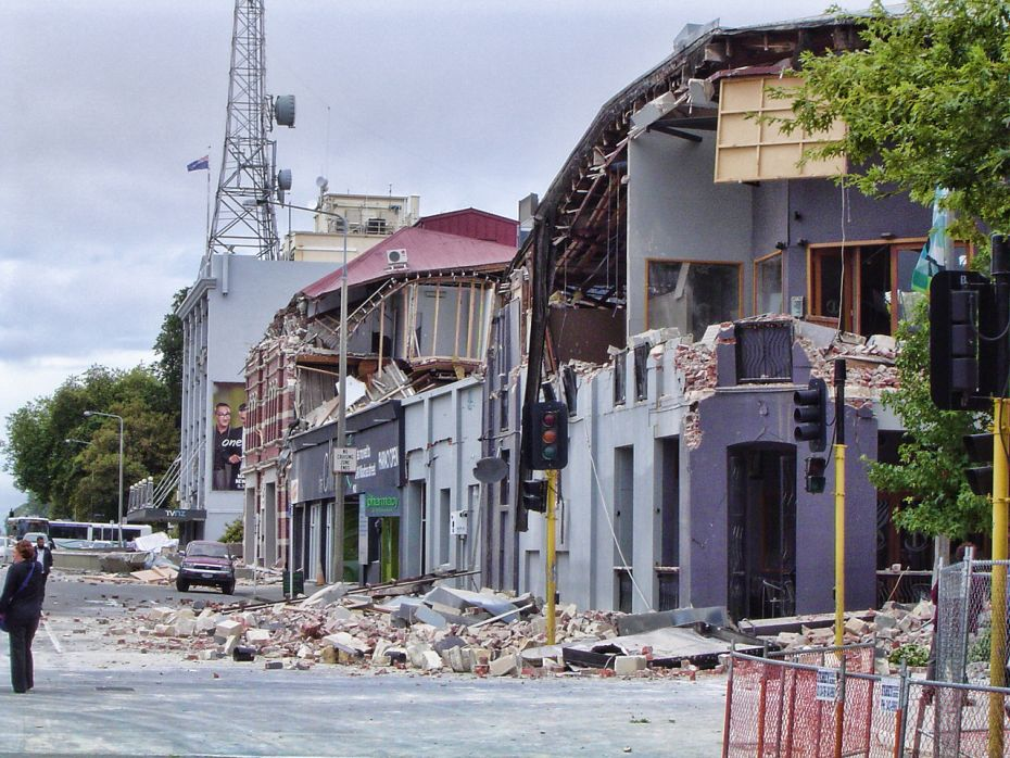 dangers of earthquakes
