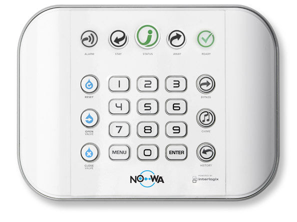 Nowa 360 wireless water leak detection control unit