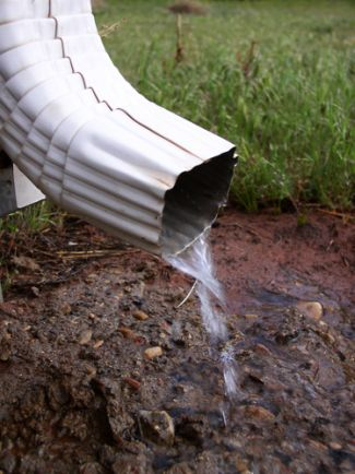 Ground Water Control and Roof Drainage