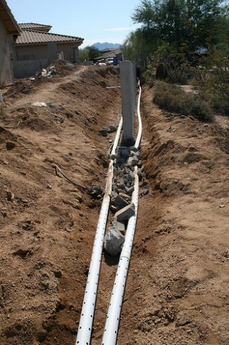 what is a french drain