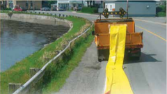 Water-Gate Instant Flood Control Barrier (WL-0630)