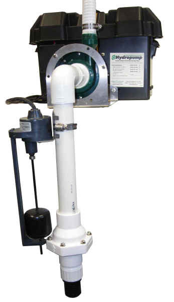 Hydropump Rh1400 Battery Backup Sump Pump