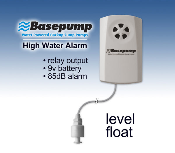 Basepump Hb1000 Avb High Performance Water Powered Backup