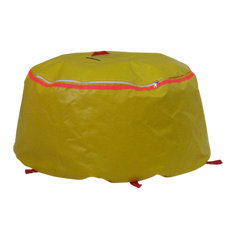 water-plug manhole flood protection barrier