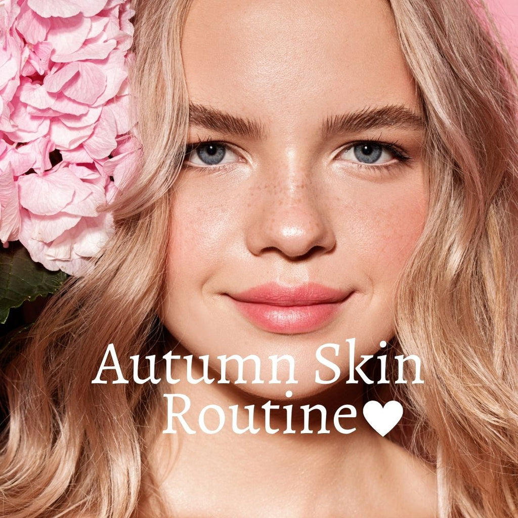 Vyana Autumn Skin Routine