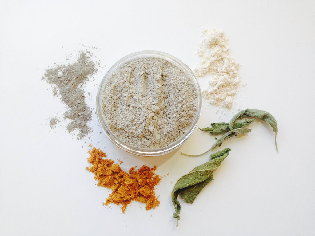 Sage & Rose hip Face Cleansing Grains