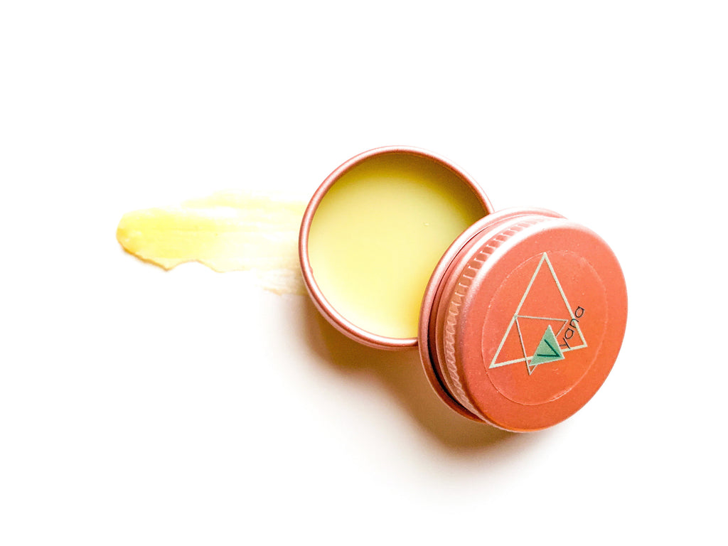 zero waste natural skincare balm