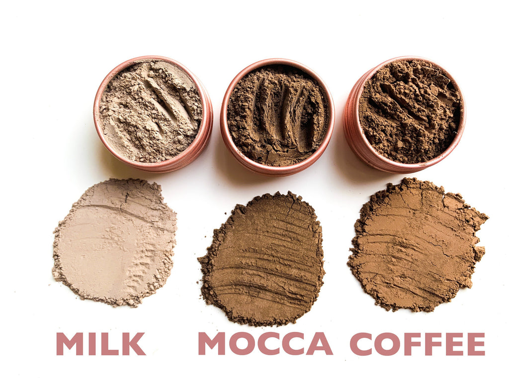 The Coffee Collection Eyeshadows