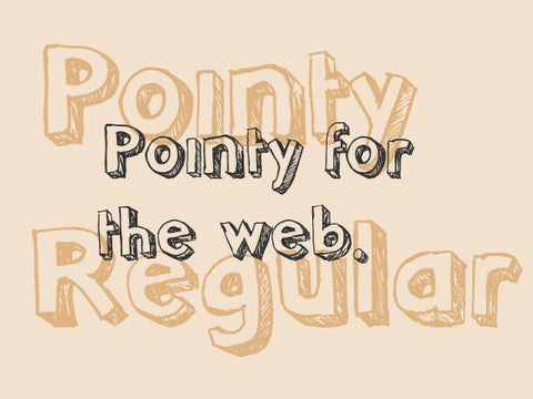 Pointy for web