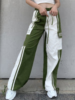 Green Shift Sport Pants