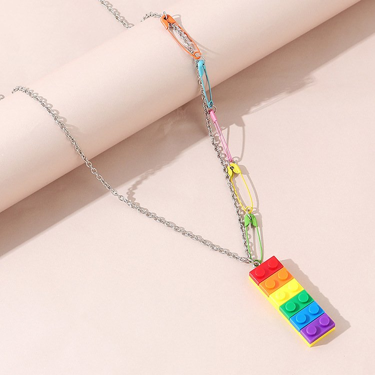 Multicolors Casual Necklaces