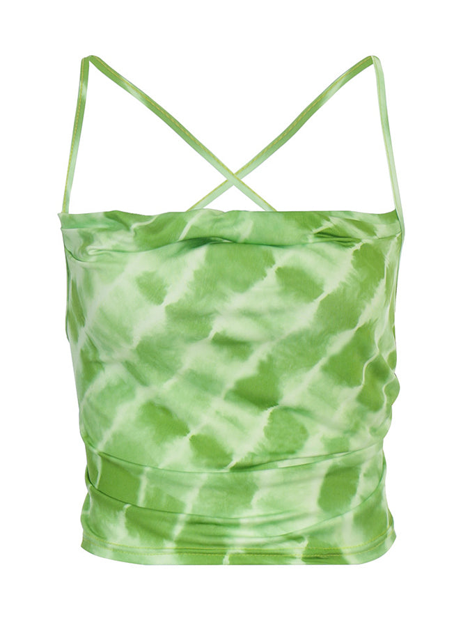 Sexy Ombre/tie-Dye Camisole
