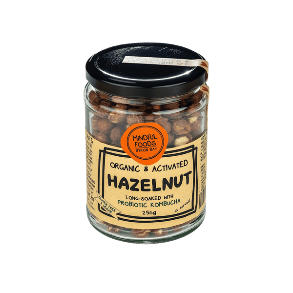 Mindful Foods Organic Activated Hazelnuts