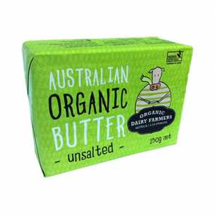 True Organic Organic Butter Unsalted