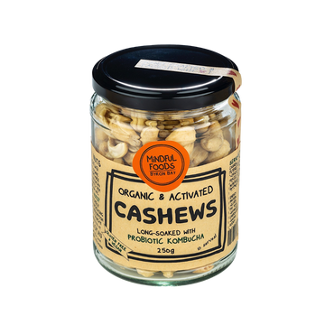 Mindful Foods Organic Activated Cashews