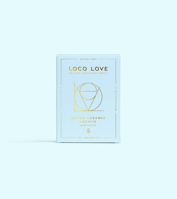 Loco Love - Salted Caramel Crunch with Mesquite (Twin Pack)