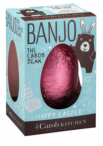 The Carob Kitchen Banjo Easter Egg