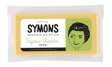 Symons Cheddar Cheese 500g - AVAILABLE NOW