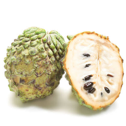 Custard Apples Certified Organic - The Original Organic Company
