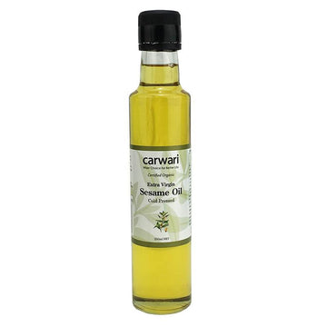 Carwari Extra Virgin Sesame Oil Cold Pressed