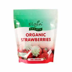 Elgin Organic Strawberries