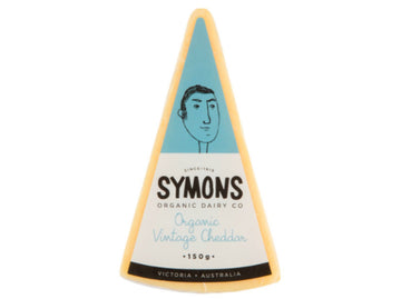 Symons Vintage Cheddar Cheese 150g **PRE-ORDER**
