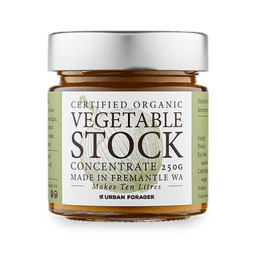 Urban Forager Certified Organic Vegetable Stock Concentrate 250g