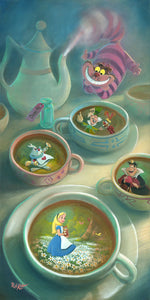 Rob Kaz – Imagination Is Brewing – Alice in Wonderland