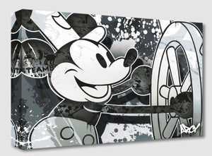 Treasures on Canvas – Steamboat Willie – Arcy