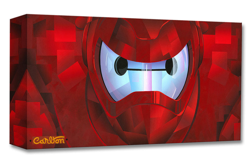 Treasures on Canvas – Baymax – Big Hero 6 – Trevor Carlton