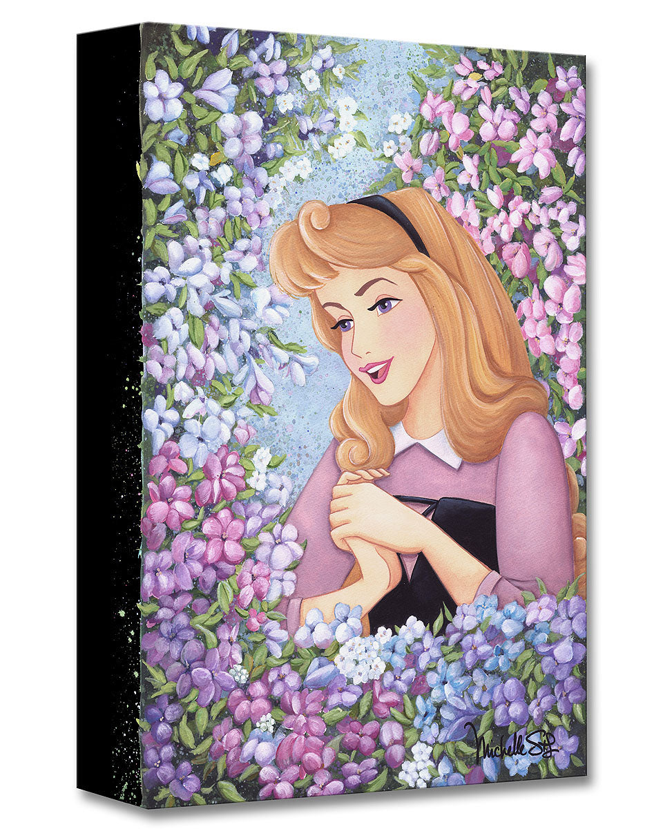 Treasures on Canvas – Briar Rose – Michelle St Laurent