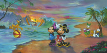 Load image into Gallery viewer, Jim Warren – Mickey & The Gang's Hawaiian Vacation