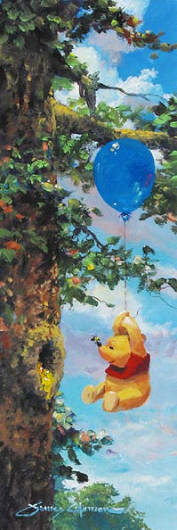 James Coleman – Up In the Air – Winnie the Pooh
