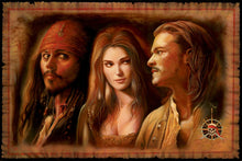 Load image into Gallery viewer, John Rowe – What Is A Pirate? – Pirates of the Caribbean