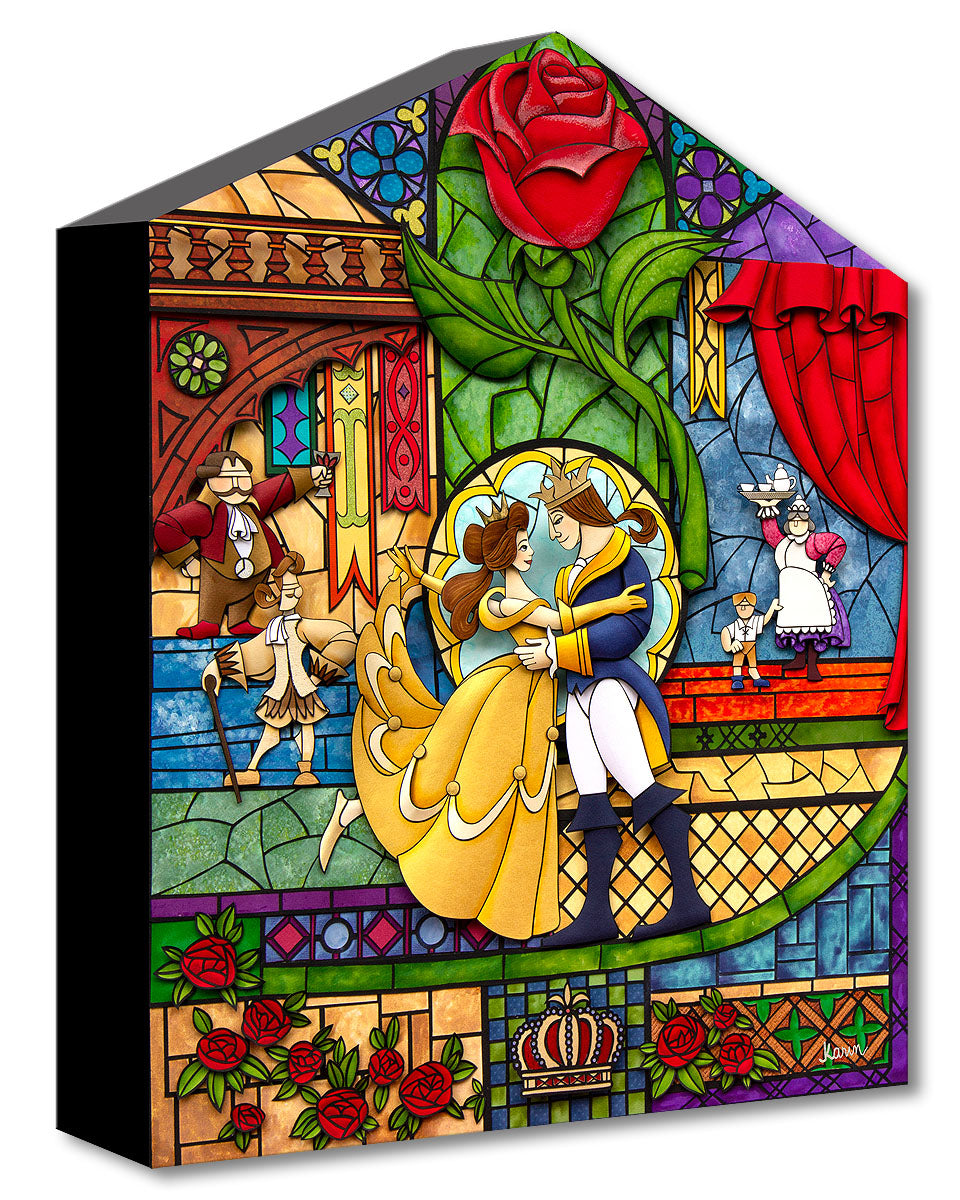 Treasures on Canvas – Our Fairytale – Karin Arruda