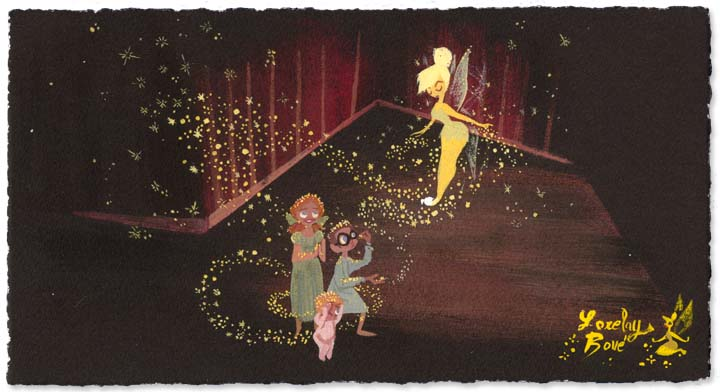 Pixie Dust – Tinker Bell – Lorelay Bove