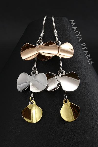 Earrings - 925 Sterling Silver