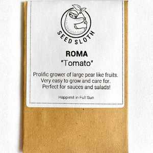 Tomato - Roma - Vegetable Seeds