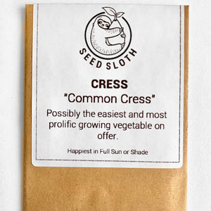 Cress - My Little Grow Kit