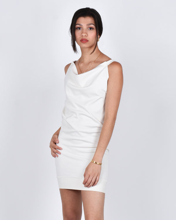 Albatross in Cream 3-in-1 skirt+dress+tank