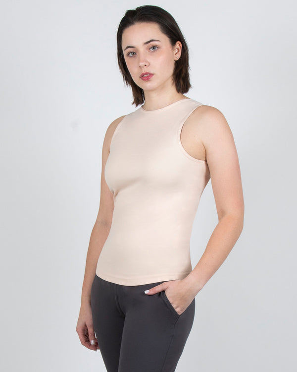 Sparrow Top in Light Blush 2-in-1