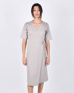 Heron in Taupe 4-in-1 Two Cardis + Two Dresses