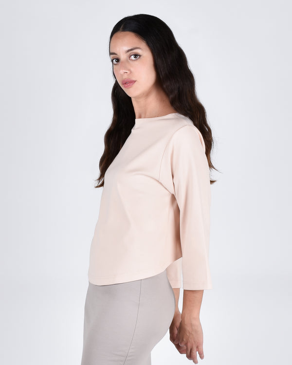 Ibis Top 2-in-1 in Blush - PARIDAEZ