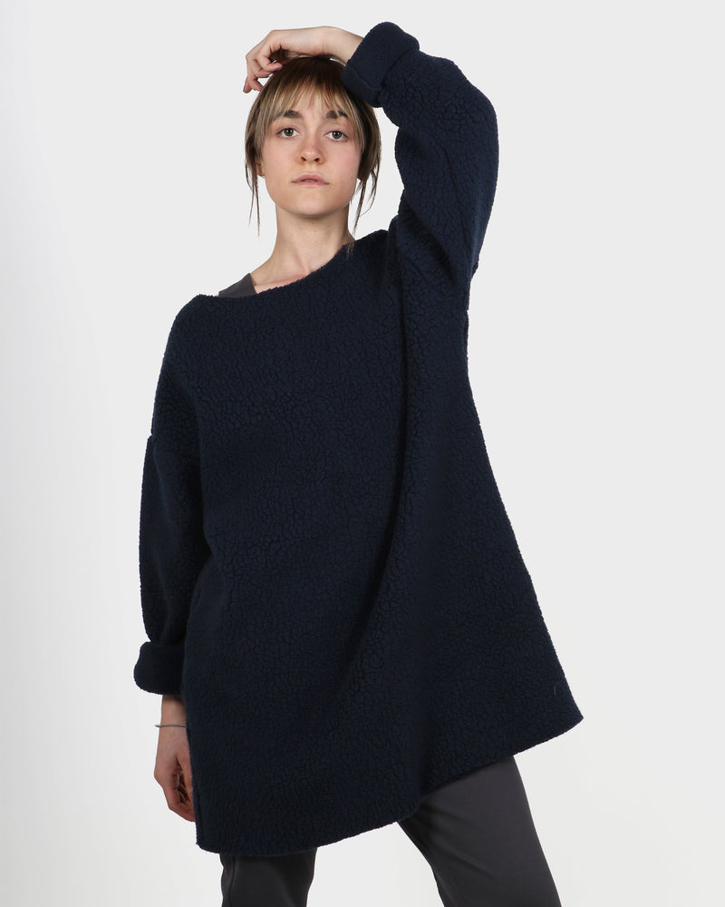 Puffin Unisex Top 2-in-1 in Navy