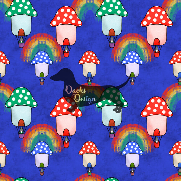 DachsDesign COLOURWAY EXCLUSIVE Nisse and Hot Air Balloons Patterns