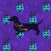 DachsDesign NON-EXCLUSIVE Ladybirds Seamless Patterns
