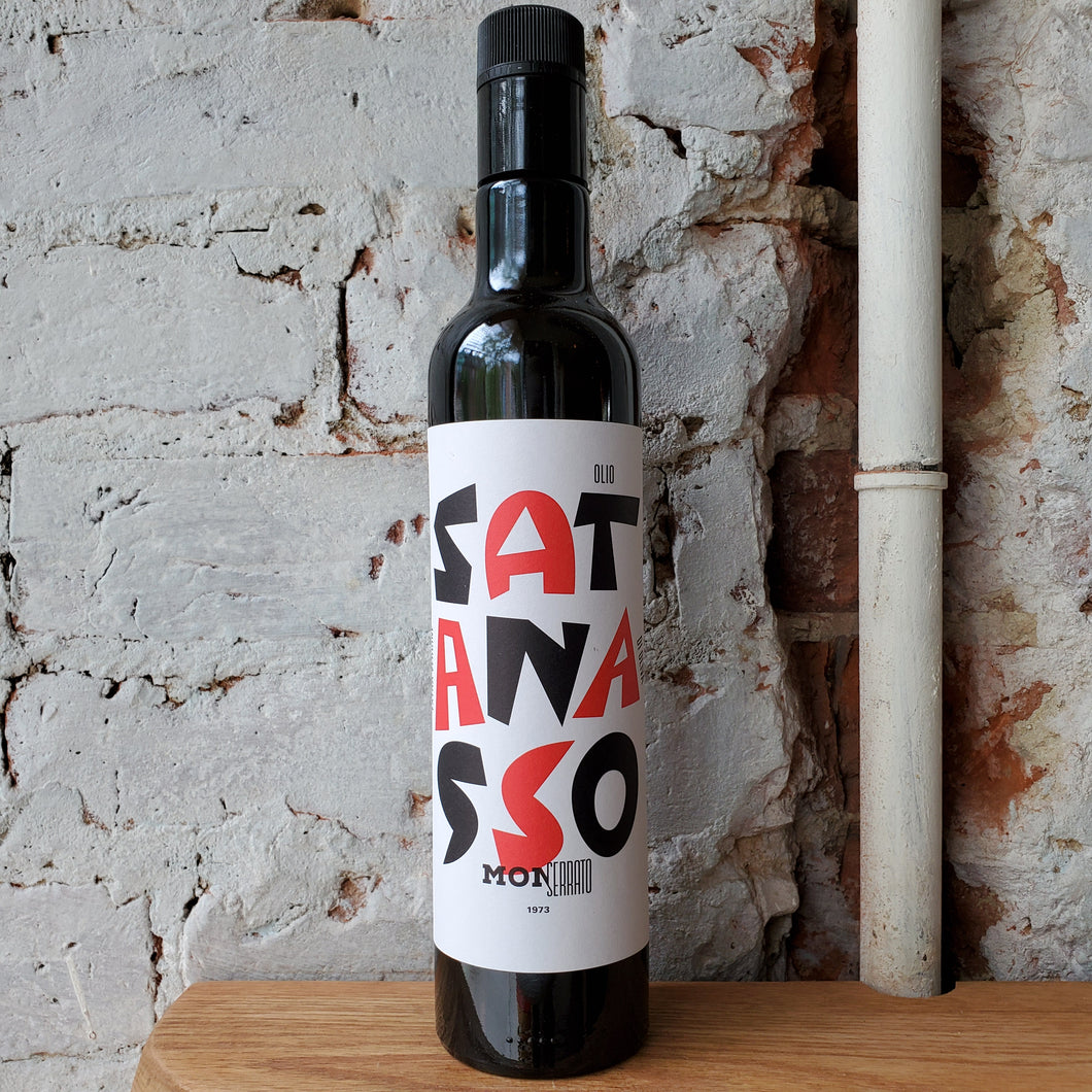 Monserrato 1973 Satanasso Olive Oil