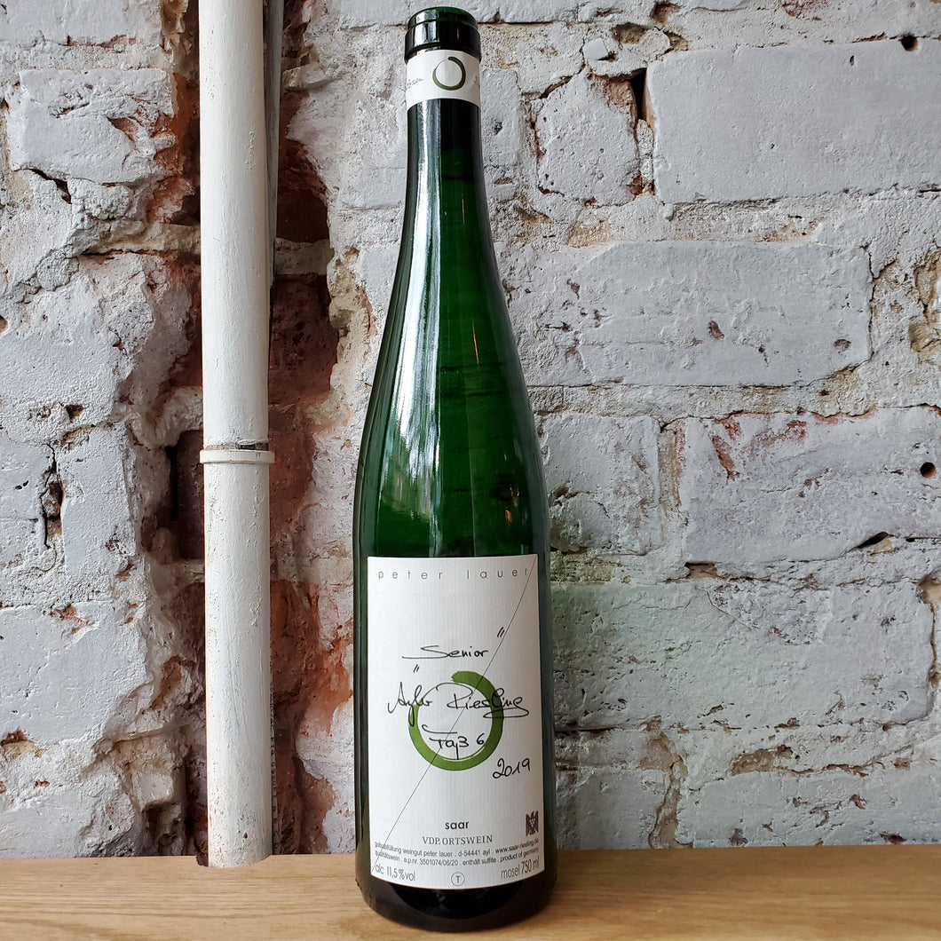 Lauer, Senior Fass 6 Riesling '19