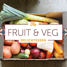 Load image into Gallery viewer, Fruit and Vegetables box with free delivery